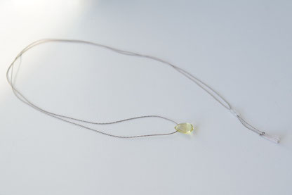 siki 天然石ネックレス 全体