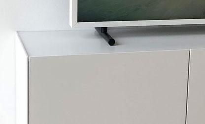 Detail: Seite und Tür, 6mm in der Ansicht