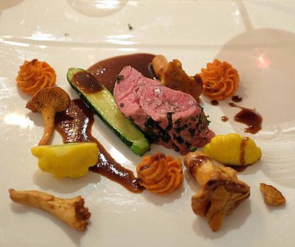 Gourmet Menü Wellnesshotel Restaurant Kranzbach