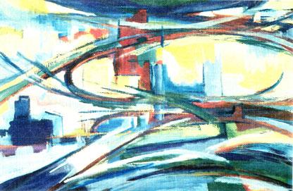 Anton Albert - Highway, Abb.: Galerie+Atelier Remise