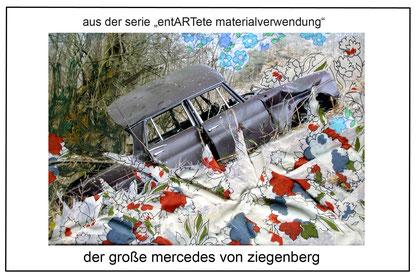 der große mercedes von ziegenberg, Jürgen Wegener