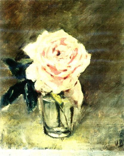 Ugi Battenberg - Rose, Abb.: Galerie+Atelier Remise