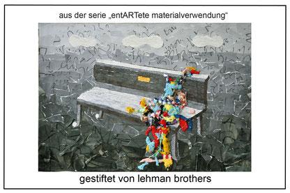 gestiftet von lehman brothers, Jürgen Wegener