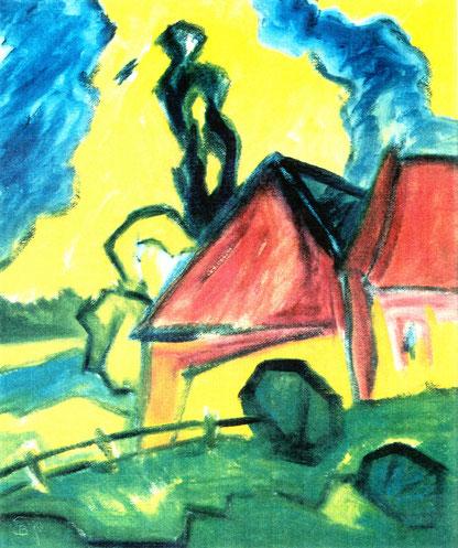 Erich Brücher - An der Haselheck, Abb.: Galerie+Atelier Remise
