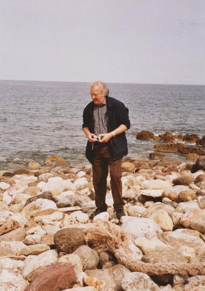 Willi Mörler,  Foto von: Galerie+Atelier Remise