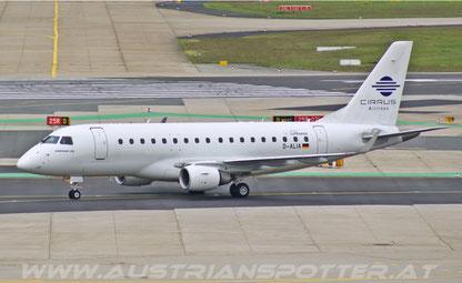 Cirrus Airlines  1995 - 2012
