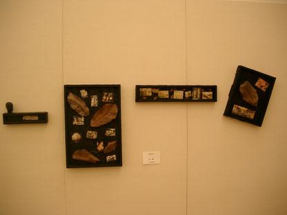 「記憶の箱」2010制作・63回日本アンデパンダン展出品(国立新美術館)