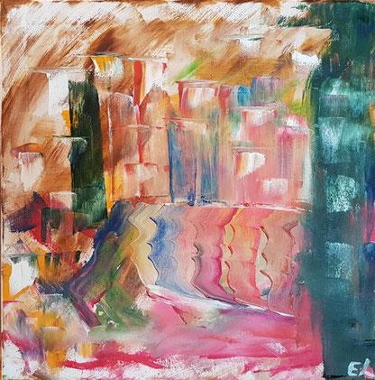 Peinture à l'huile, 2018