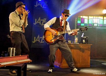 Harmonica blues rock Whammer Jammer de Magic Dick