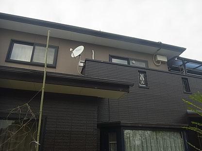 屋根塗装・外壁塗装AFTER モダンスタイル 熊本I様邸