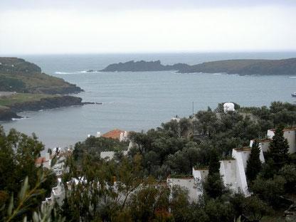 Port Lligat-casa Dali