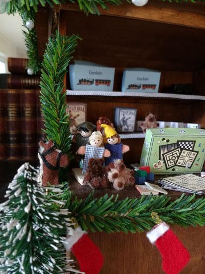 Weihnachtsmarkt 1 zu 12