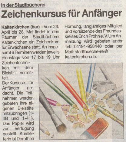 Segeberger Zeitung 27.03.2019