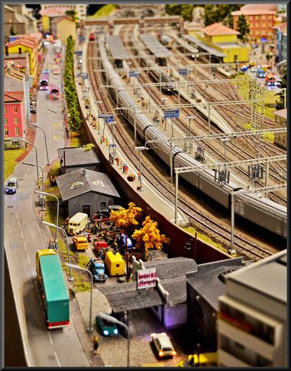 Hamburg - Miniatur Wunderland 20