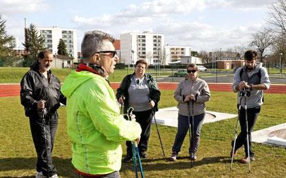 Le 3 Avril 2015 -Soyaux: A la chasse aux kilos en trop avec le REPPCO- Charente Libre