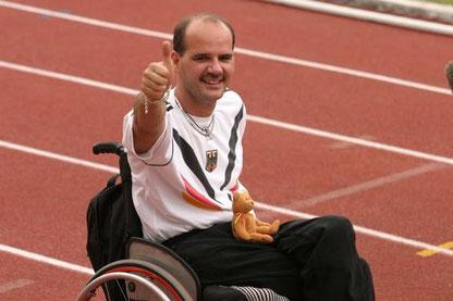 Mein Lieblingsfoto. Eröffnung der World Games 2006 in Rio de Janeiro (Walk-In der Nationen im Maracana Leichtathletik-Stadion) (Foto: Privat)