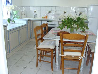cuisine - gite chauny