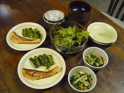5月6日の夕食