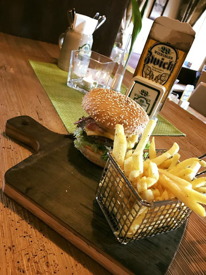 Krepfei-Burger
