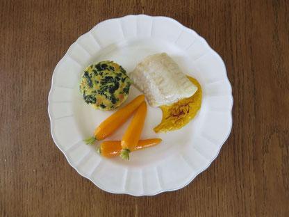 Cena en el bed and breakfast L'Echappée Belle
