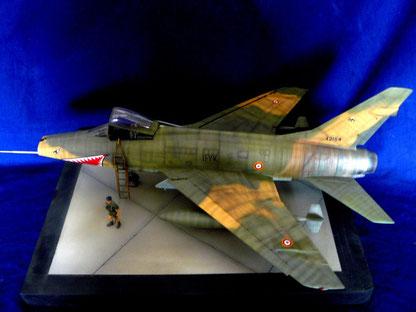 F-100 Super Sabre 1/32 Trumpeterr