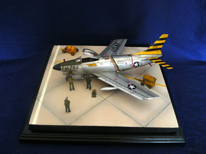 F-86D sabre 1/48 Revell