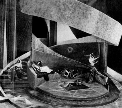 Aelita : la révolte des robots (1924)