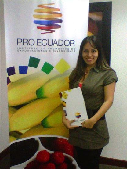 Calza Karla entrenamiento en exportaciones