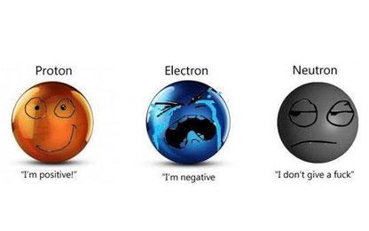 """Soyons des protons!"""