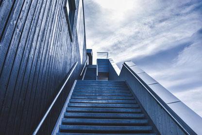 ステップアップ 高みを目指す