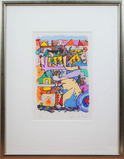 te_koop_aangeboden_een_zeefdruk_van_de_nederlandse_kunstenaar_pim_van_halem_1951_moderne_kunst
