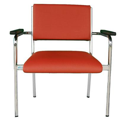 Adipositas Schwerlaststuhl bis 400 kg - hochwertiger Stuhl aus ...