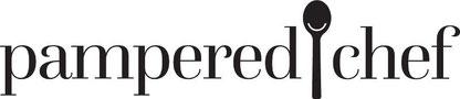 Pampered Chef Logo und Online shop zum bequemen online einkaufen von Pampered Chef Produkten