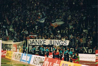 BSC-Freiburg 98/99 - zum vergrößern anklicken