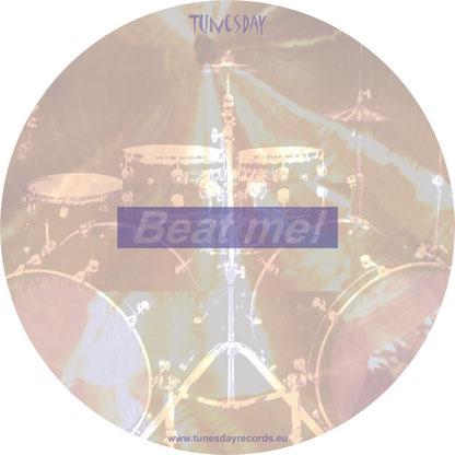 """Snare Damp Pad: Sound-Off-Dämpfer für 14"""" Snaredrum - """"Beat me"""" (35,5 cm)"""