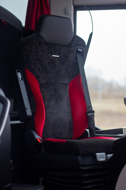 Driver Seat