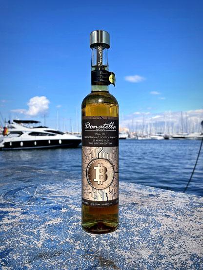 Donatella Luxury Scotch Whisky - The Bitcoin Edition