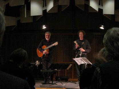 Basel Plucks 2015, Walter Feybli, Urs Neuhaus