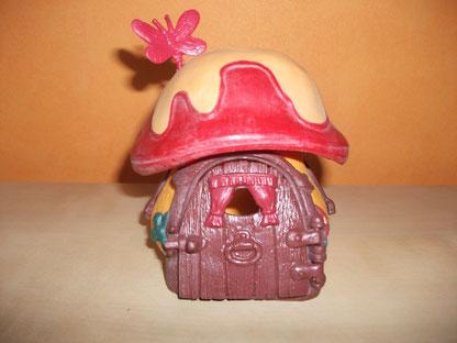 petite maison des Schtroumpfs