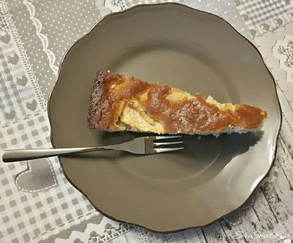 Torta di mele pronta di magiare...Yummy ♥
