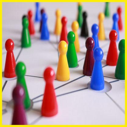Netzwerk: Linking und Monitoring