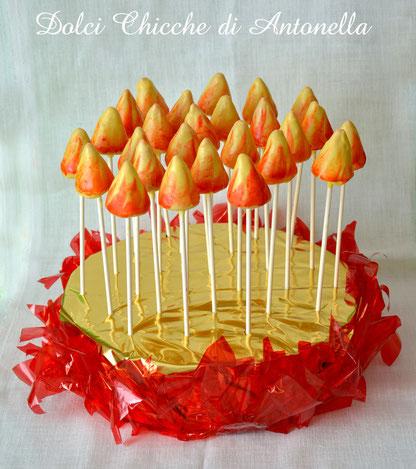 cake pops, feste, dolcichicchediantonella,torte,la spezia,liguria