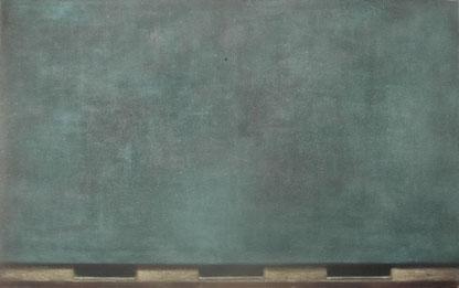 DRESDNER FENSTER   Öl auf Leinwand  120 x 190 cm