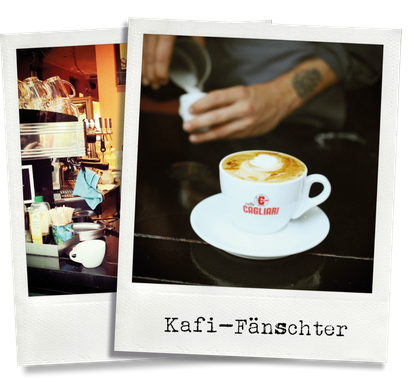 Kafi-Fänschter / COFFEE TO GO: What's your favorite?