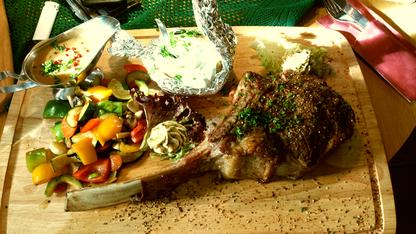 Berstädter Hof - Steak, Lende, Schnitzel