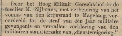 Het nieuws van den dag voor Nederlandsch-Indië 18-02-1909