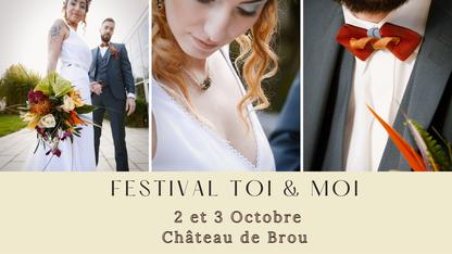 Festival du Maria Toi & Moi 3 et 4 Avril 2021