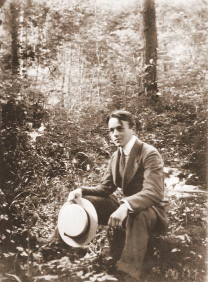 Erwin Bowien, ca. 1920