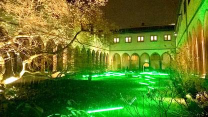 Coître des Carmélites Karmeliter Kloster Luminale 2018