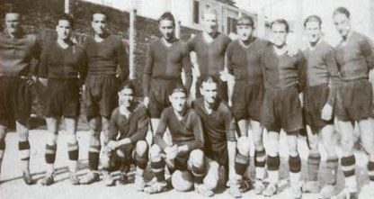 Cagliari 1933-34
